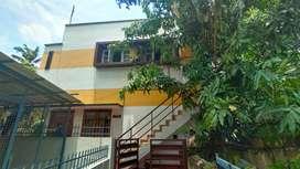 1 BHK GROUND FLOOR HOUSE FOR RENT AT AMBALAMUKKU KOWDIAR 7000