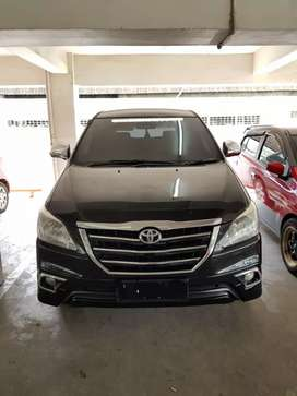 Innova G luxury 2.0 matic bensin