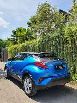 Km4rb! Toyota C-HR Double Tone 2018 CVT AT Bandung CHR CH-R 2019 sport