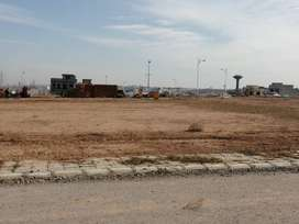 12 marla beautiful plot for sale in phase 8 Bahria Town Rawalpindi