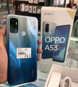 Oppo A53 4/64 bisa cod , monggo