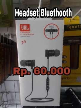 Headset Bluetooth Magnet