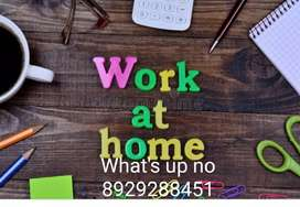 Urgent require part time jobs candidate