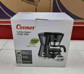 GRATIS ANTAR SEYK-COFFEMAKER COFFE MAKER COSMOS CCM 308 PEMBUAT KOPI