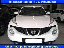Nissan juke 1.5 RX CVT automatic /at 2012 pajak panjang