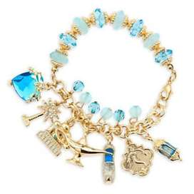 Aladdin The Broadway Musical Charm Bracelet