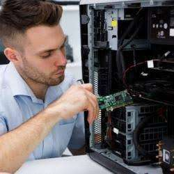 Need a computer technician full time