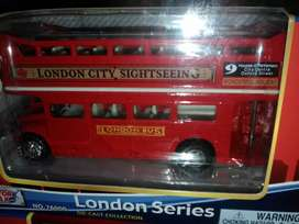 London bus series