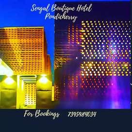 Resort _ Sengal Boutique Auroville Hotel booking