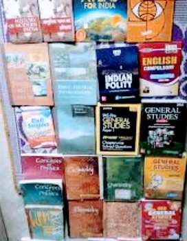 Useful books for SSC, UPSC, School -students
