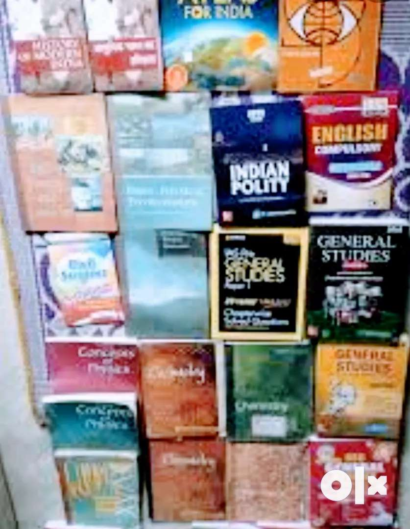 Useful books for SSC, UPSC, School -students 0