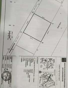 Lahan Industri Di Punggur 1,7Hektar Jalan Utama Row100 Surat² Lengkap