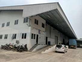 Disewakan 2500 dan 1000 M2 gudang utk non food, bersih, rapih & kokoh