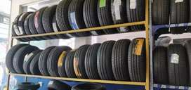 Car tyres from low to high range