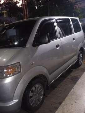 Suzuki APV 2011 Silver Pjk Baru 3-2021