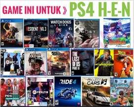 GAME PS 4 GAME Mantap terjangkau mrh meriah harganya Bebas Pilih