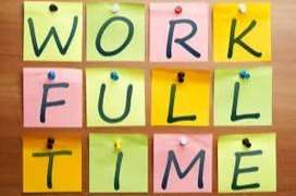Available for full time office work for you