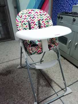 Carrycot/car seat & High Chair