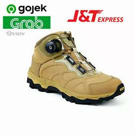 Sepatu ESDY Putar tactical army boots