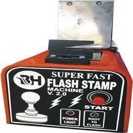 BH FLASH STAMP MACHINE