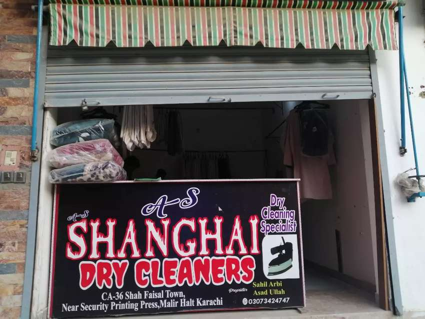 Room size shop for rent in main location 0