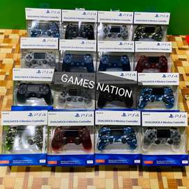 Sony ps4 controllers available brand new SEALED piece