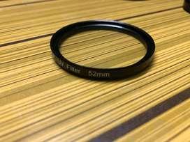 UV Filters 52mm Set