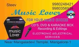 For Music Lover karaoke kit speaker with cordless mic