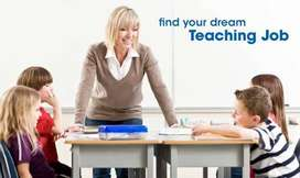 URGENTLY REQUIRED PRE-PRIMARY TEACHER