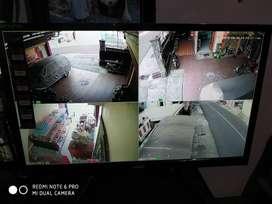 CCTV 2mp Harga all in siap PAKAI  Spesifikasi Paket :  -FREE PASANG
