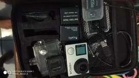 Camera GoPro HERO 4 Silver Touchscreen