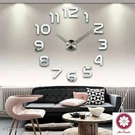 3d wall clocks at lowest price with cod