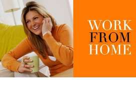 Free Work From Home, Online Part Time Jobs, Data Entry,