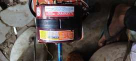 Air cooler motor