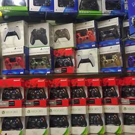 Ps4 Pro Ps5 Ps3 Xbox Series X s Xbox One S Xbox 360 Controllers