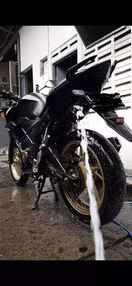 Honda cb150new SE terawat