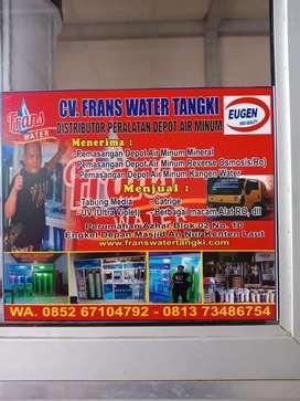 Mesin penyulingan air minum