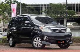 Toyota Avanza 1.5 S MT 2009 Hitam