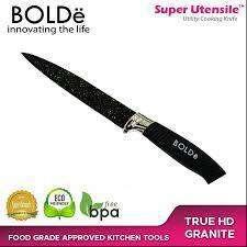 Super KNIVES GRANITO Utility Knife (Pisau)