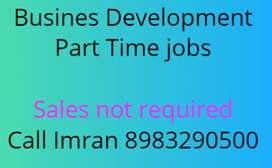 Business Development Executive- Sales not necessary