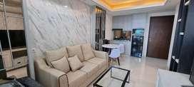 Apartemen Borneo Bay Residences Tipe 1 BR