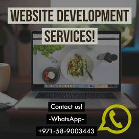 Business Websites School Management System COmpany portfolio Websites