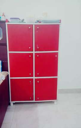 Set of 2 desiner wardrobes in great condition.