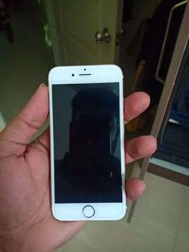 I phone 6s 64G gold kalar