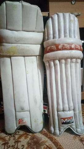 Cricket leg pad