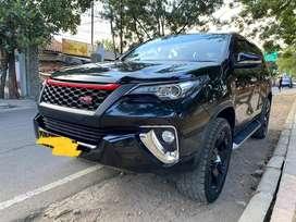 Toyota fortuner Vrz 2017 mulus bgt km 30 rb Pajak Juni 2021 bu pemakai