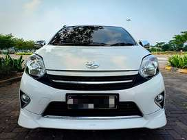 Toyota Agya TRD Sportivo Matic 2015  Service Record Toyota