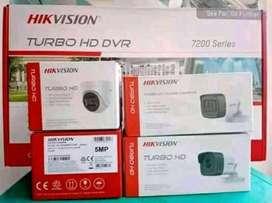 Berkualitas CCTV di area petir