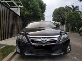 FOR SALE TOYOTA CAMRY TAHUN 2014