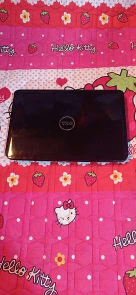 Laptop murah Dell vostro core2duo hdd320gb ram4gb batre baru